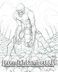 Baraka Pencils by JeremiahLambertArt