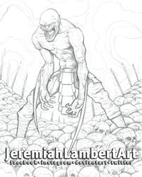 Baraka Pencils by JeremiahLambertArt