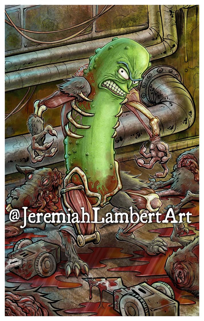 Pickle Rick!!!