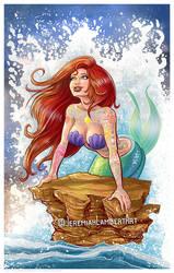 Ariel Tattooed 2