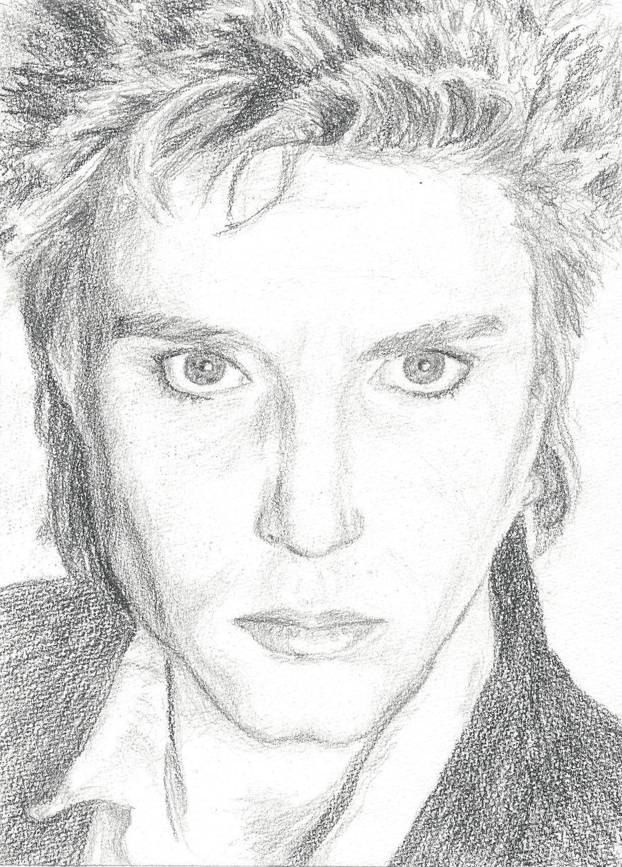 Simon Le Bon by Savarra