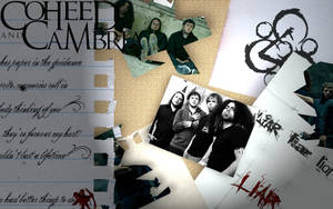 Coheed and Cambria Desktop