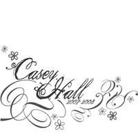 Casey Hall T-Shirt Design