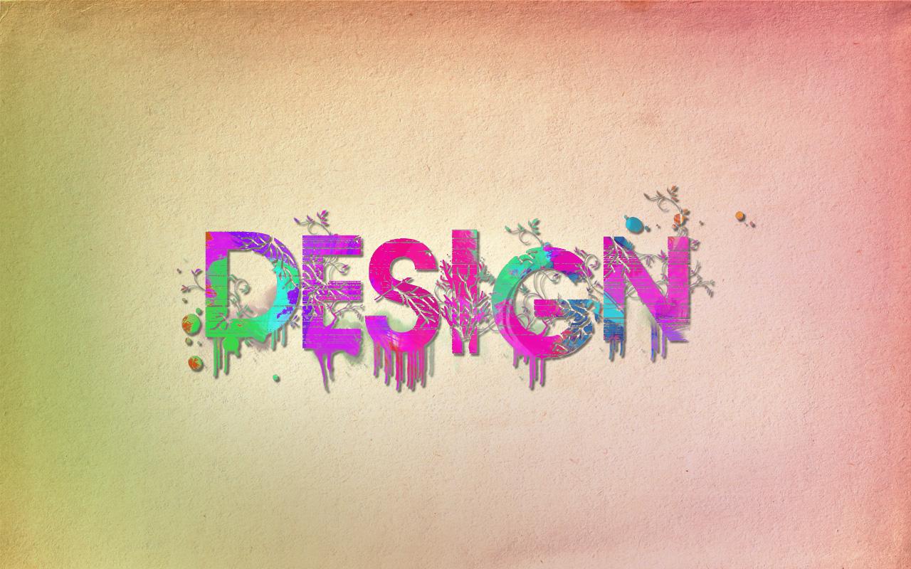 Design Watercolor Wallpaper
