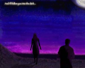 Follow you into the Dark