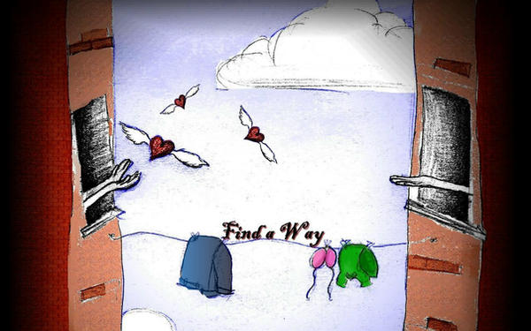 Find a Way - colored