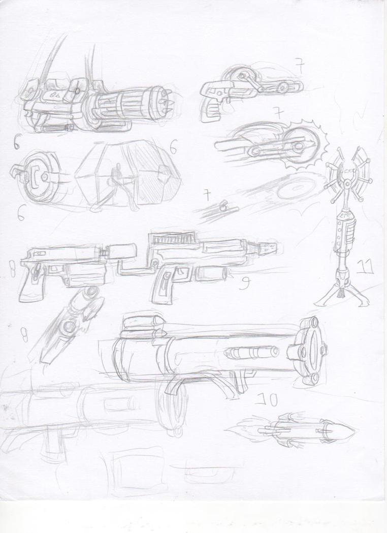 mad washu u0026 39 s weapon emporium 2 by marcoasalazarm on deviantart