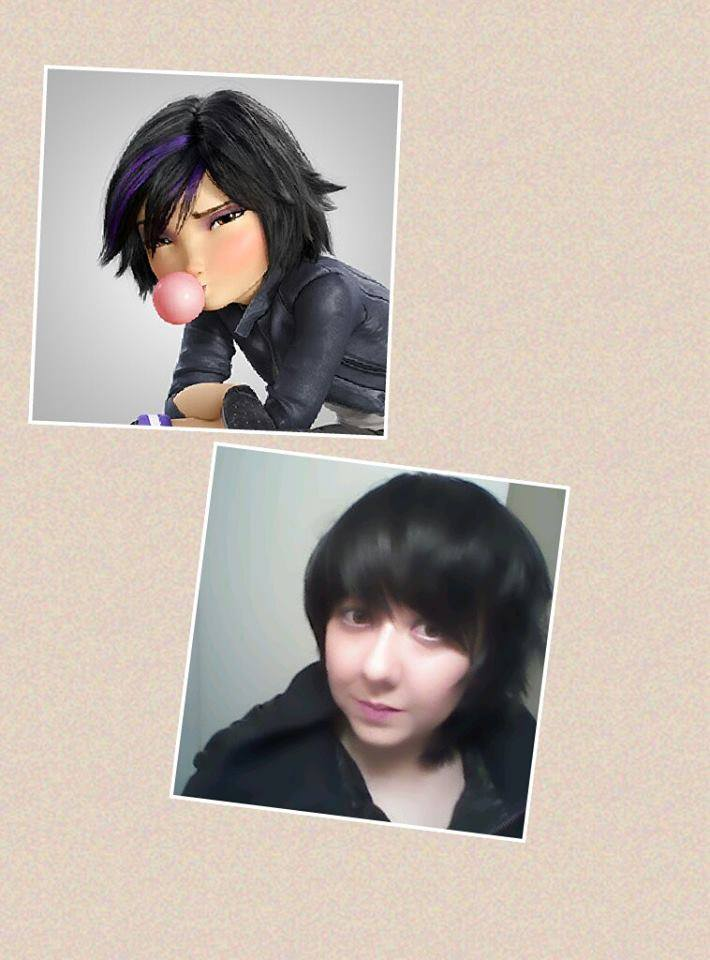 Big Hero 6 Costest by CupcakeMassacreBear