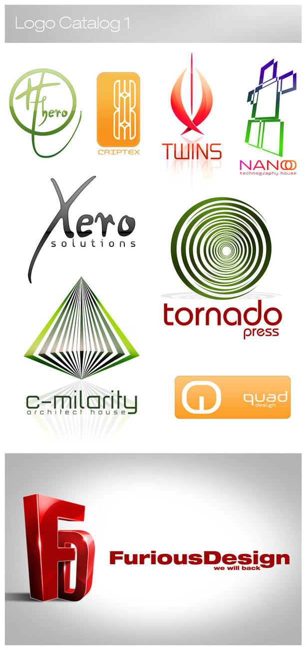 Logo Catalog by Samirs