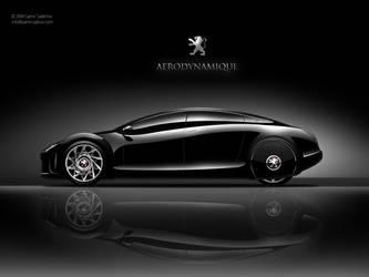 Peugeot Aerodynamique