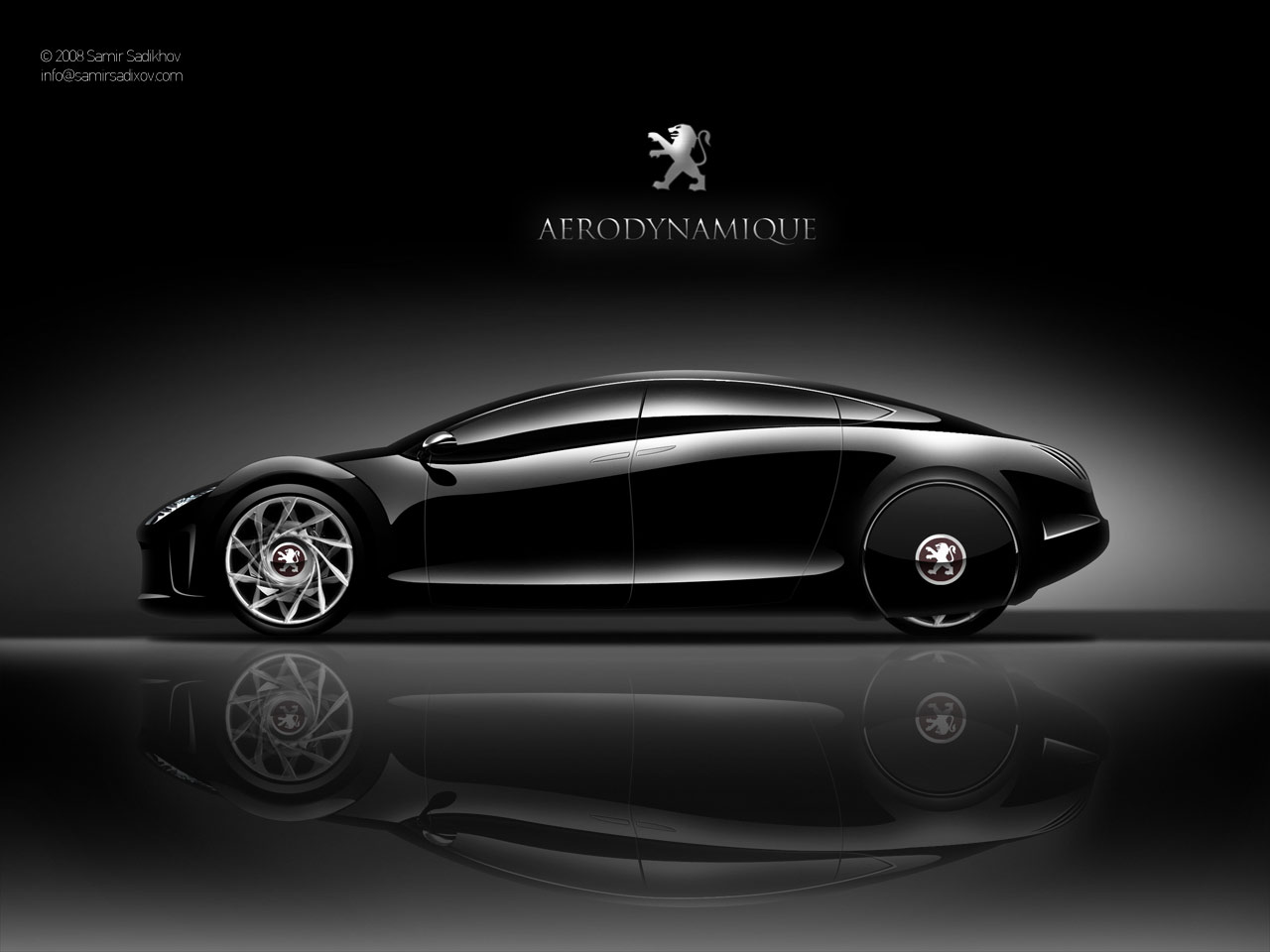 Peugeot Aerodynamique by Samirs