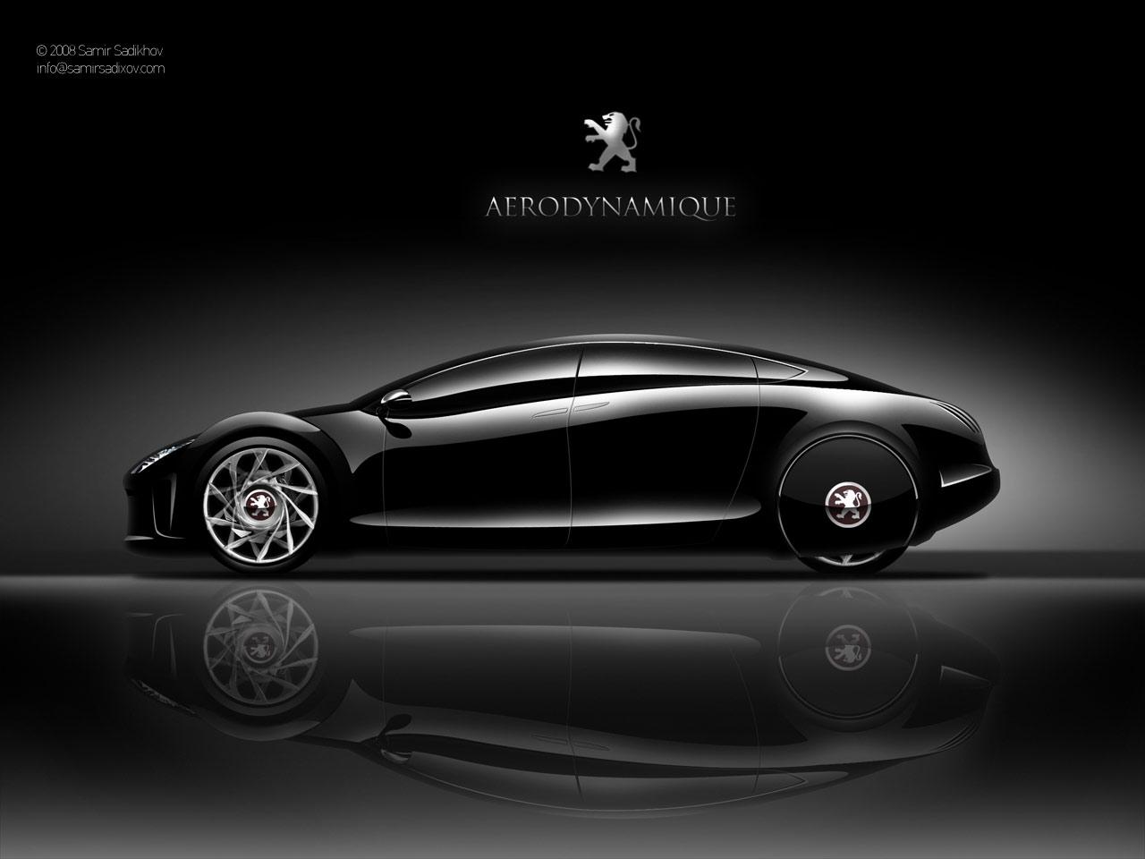 Peugeot Aerodynamique by Samirs