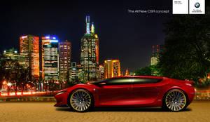 BMW concept CSR