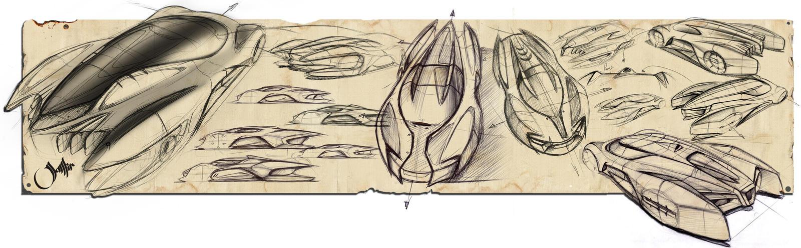 Sketch Battle 2 by Samirs