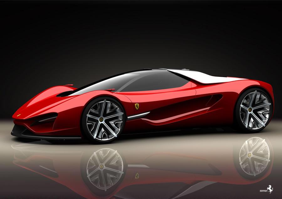 Ferrari Xezri by Samirs
