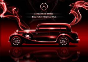 Mercedes-Benz S Studio 770 by Samirs