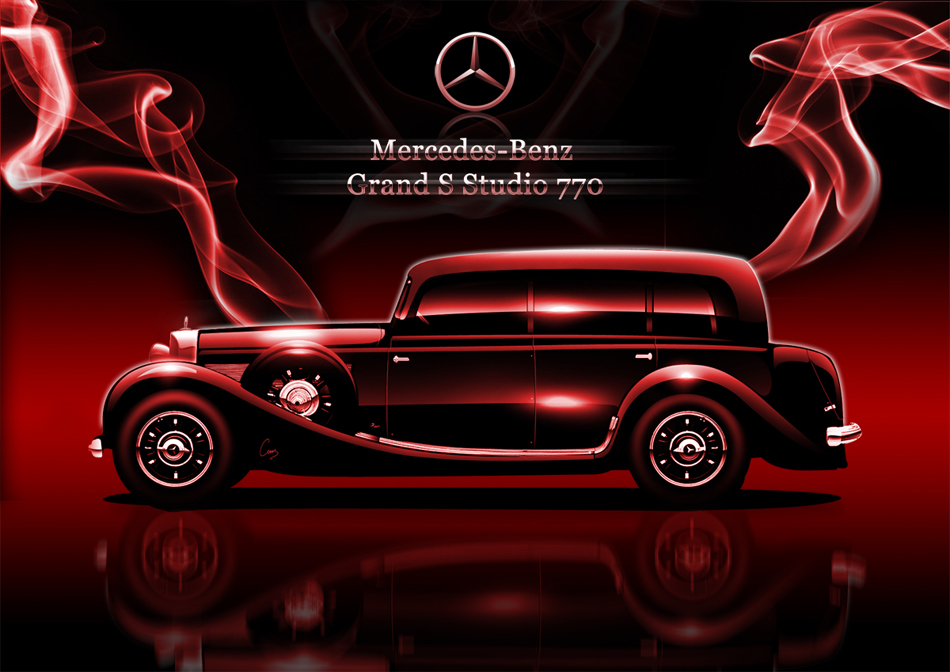 Mercedes-Benz S Studio 770 by Samirs