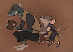 Redwall's Newest Additions