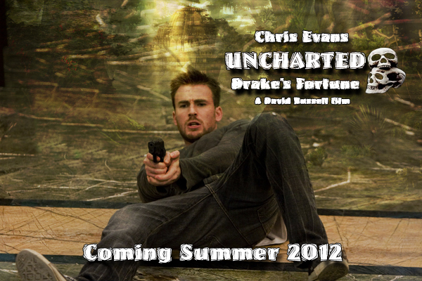 Uncharted Movie Poster By Videogamemoviemaster On Deviantart