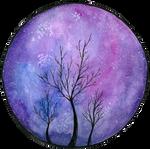 Purple Galaxy~