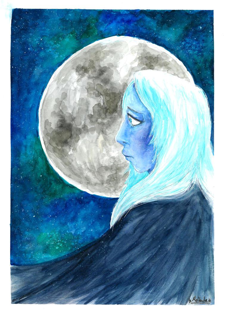 Blue Diamond by Melbula