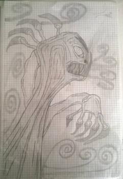 Monster of Darkness-sketch-