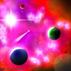 Nebula of Wizards by heavenly-roads