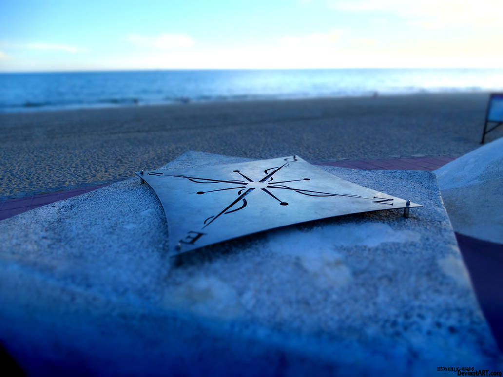 Compass of Sea by heavenly-roads