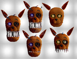 Magister Horror (head's versions)