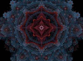 Mandala From Hell by heavenly-roads