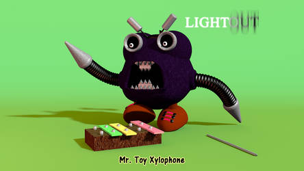 Official Characters - Mr. Toy Xylophone