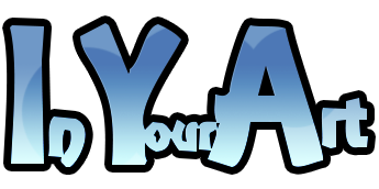 InYourArt - Group Logo 02.01.2017 by heavenly-roads