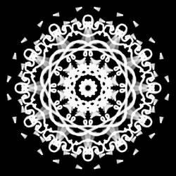 Knots Mandala