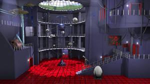 Underground Planetary - Interior by heavenly-roads