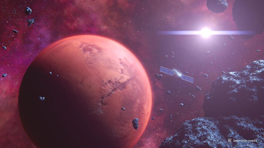 Mars - World of Wonders
