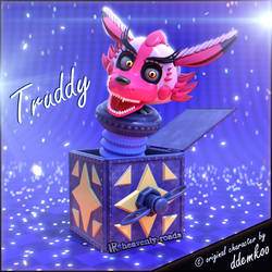 Truddy In The Box by heavenly-roads