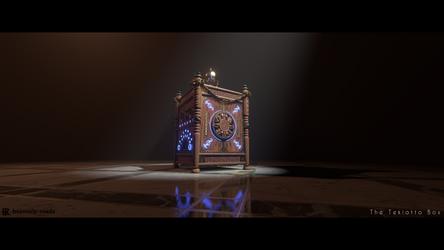 The Tekiotto Box