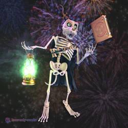 Ankou - spirit of death