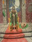 Hail, Rhiannon, the Warrior Queen by dhbraley
