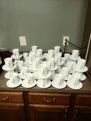 Coffee Cup Patterns 4 by dhbraley