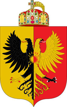 Lesser Coat of Arms of the Holy Frankish Empire