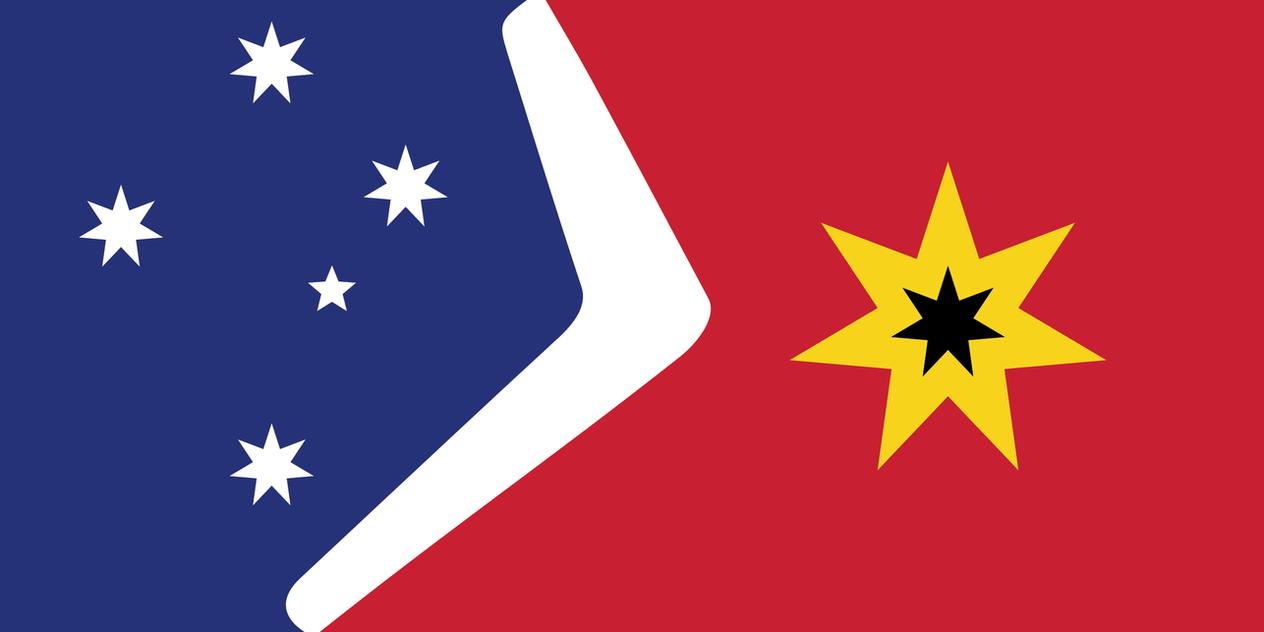 australia alternate flag by tonio103 on deviantart