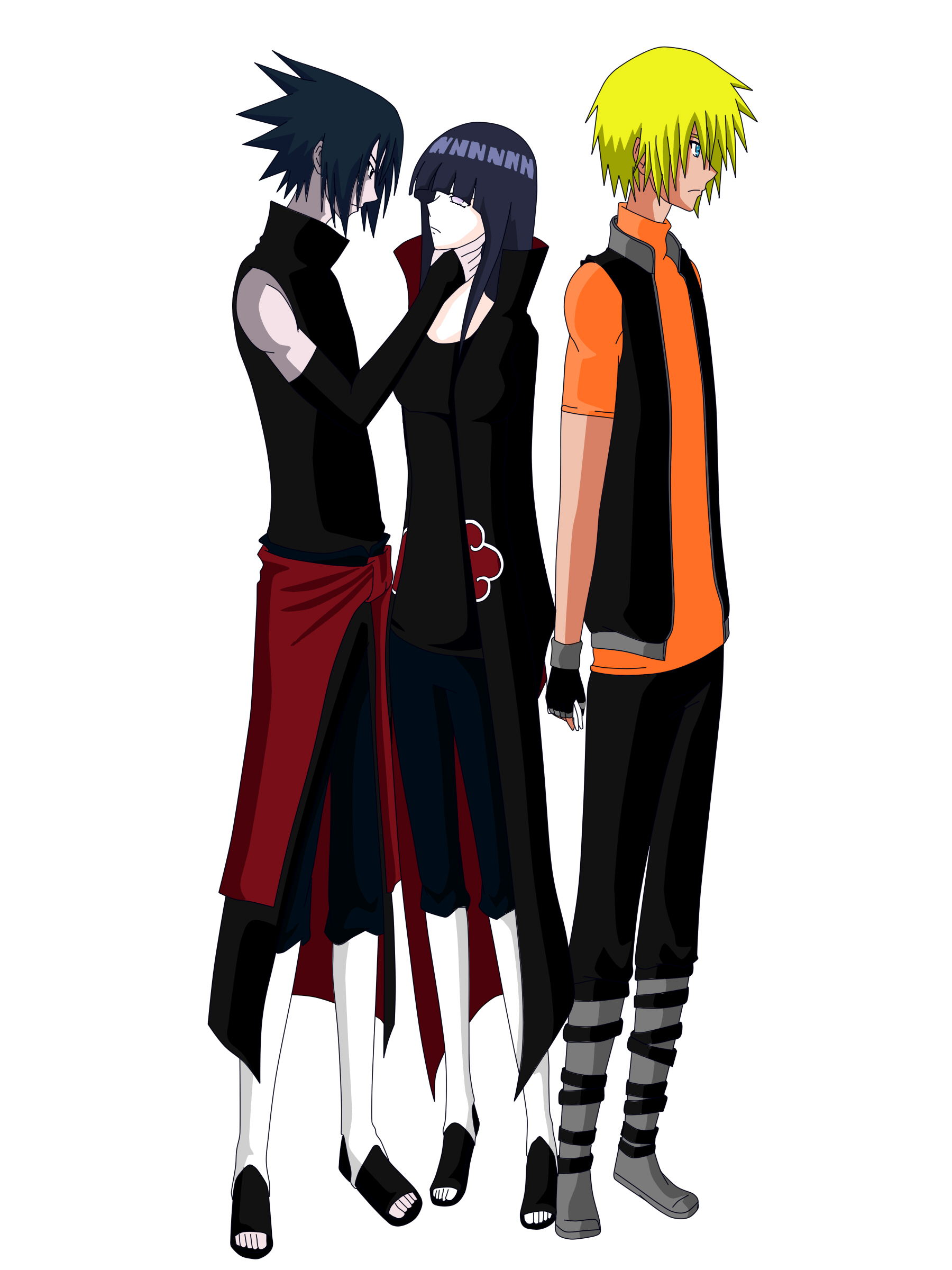 Naruto Joins Akatsuki With Itachi Fanfiction