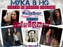 Myka and HG Wallpaper 01