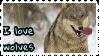 Wolf Stamp 49