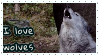 Wolf Stamp 43