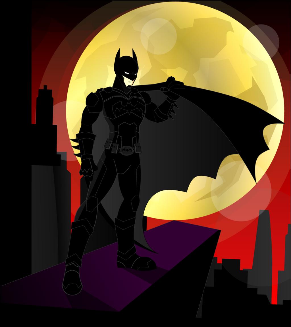 Batman 75 Aniversario de su Justicia Siniestra by CrimsonFace