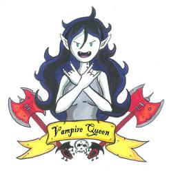 Epic Marceline by CrimsonFace