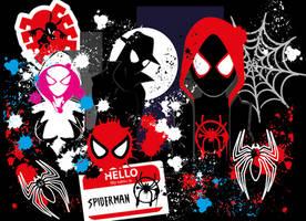 Spiderverse by CrimsonFace