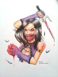 Mileena the Ghoul